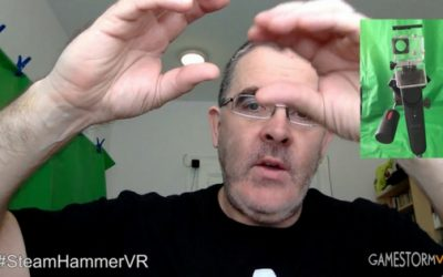 How to Record and Composite Mixed Reality Footage for HTC Vive – Tutorial