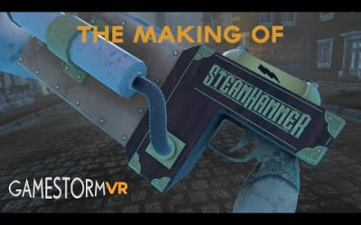 The Making of SteamHammerVR – Part 3 – Dreams to Reality