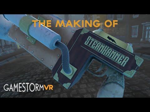 The Making of SteamHammerVR – Part 1 -Intro