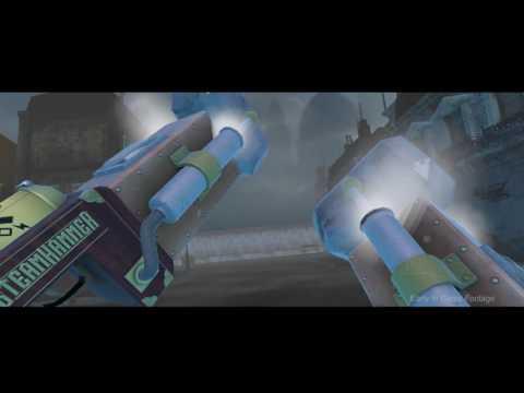 The Hammer Awakens! – SteamHammerVR Homage to Star Wars