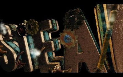 SteamHammerVR – Logo Reveal