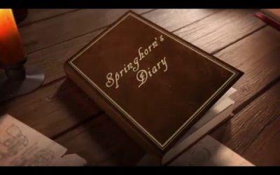 Doctor Obadiah Springhorn's Diary – SteamHammerVR